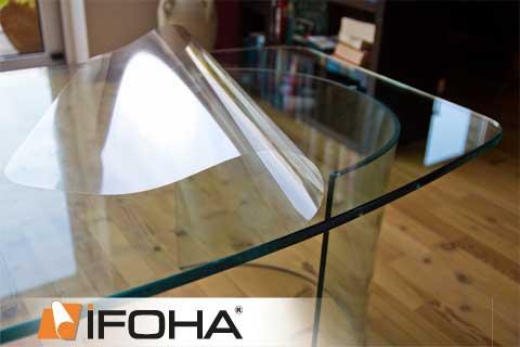 Film protecteur pour table ifoha totale - Film de protection table en verre ...