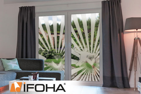 film fenetre anti regard d poli designo ifoha totale frosted vinyl modern frosted vinyl. Black Bedroom Furniture Sets. Home Design Ideas