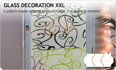 glass decor sandblasting effect film, PREMIUM