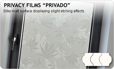 Privacy film PRIVADO, PREMIUM