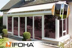 Film de protection solaire bronze/foncé