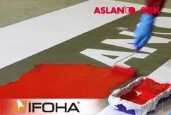 Lámina para plantillas para lonas de PVC y vehículos ASLAN 85K