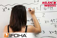 Film whiteboard ASLAN WB995