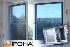 detachable solar window film DIAMANT Solara, PREMIUM