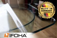 Film de protection pour table transparent adhésif sans colle 0.15mm