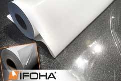 Lámina autoadherente transparente 60µ