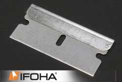 rasqueta de metal