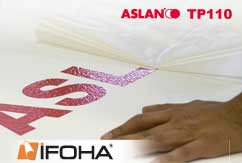 Aplicación tape ASLAN TP 110