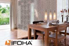 lámina decorativa para vidros PADUA efecto tratado al ácido