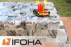 ifoha tischfolie schutzfolie seite2. Black Bedroom Furniture Sets. Home Design Ideas