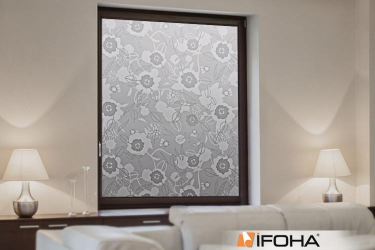 sichtschutz folie matt privado premium art nr 5003828. Black Bedroom Furniture Sets. Home Design Ideas