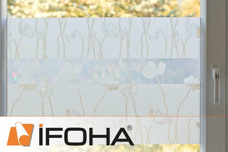Ifoha acheter film d coratifs et film pour fen tre bon for Adhesif pour fenetre